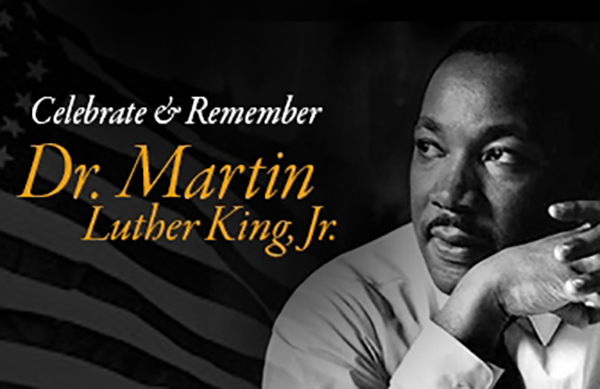 Rev. Dr. Martin Luther King, Jr. Day 2018