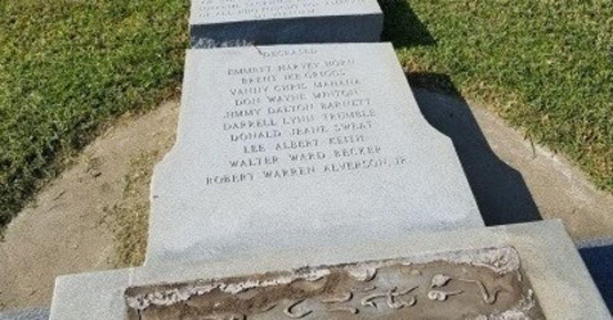 Vietnam Veterans Memorial Vandalized
