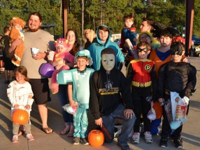 Jeep Or Treat Vidor 2018 (Photo Gallery)