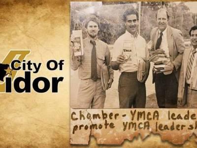 Chamber / YMCA Promote Leadership - 1983