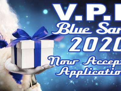 V.P.D Blue Santa 2020