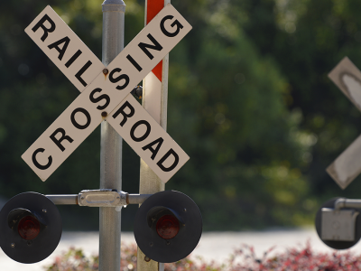 Railroad Crossings Closed Oct 20 6pm - 4am